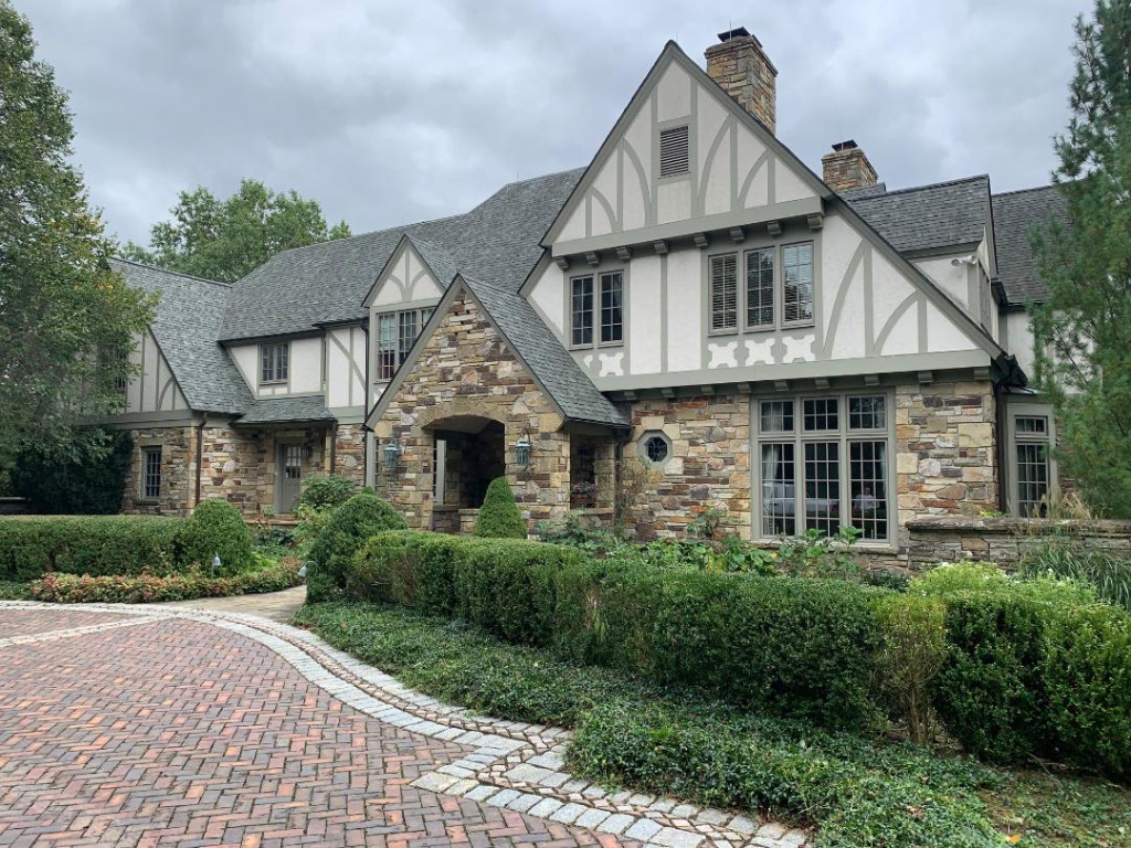 Exterior home painting cleveland