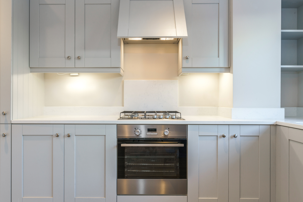 Professional cabinet painting cleveland